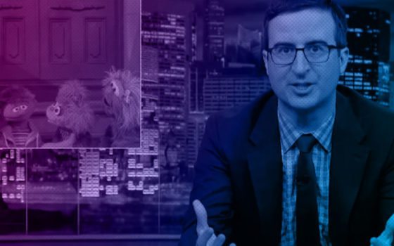 John Oliver delivers an epic rant on the privatization of prisons with help from some puppets