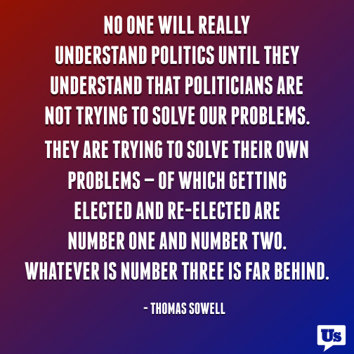 Thomas Sowell on Politics