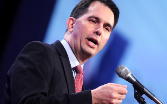 Gov. Scott Walker's Campaign Donors are Getting Lucrative State Contracts